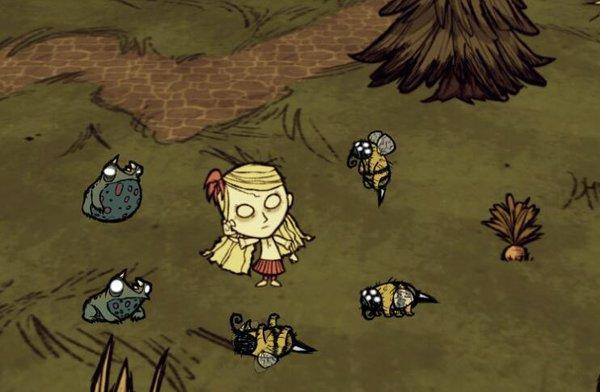 饥荒破解版无限资源无限血游戏截图