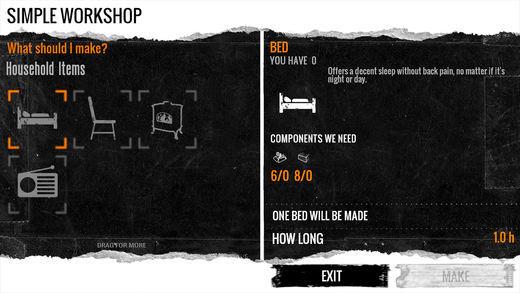 这是我的战争手机版破解版游戏截图