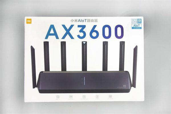 小米ax3600路由器怎么樣?好用嗎?全面評測