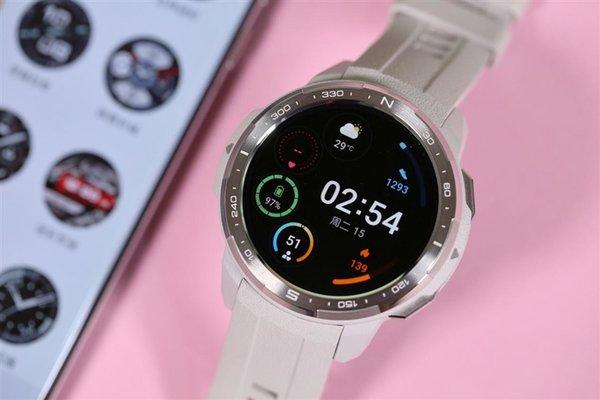 荣耀手表GS Pro好用吗?多少钱?全面评测