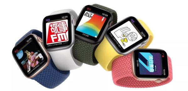 蘋果多款新品齊發:iPad/Apple Watch全新升級