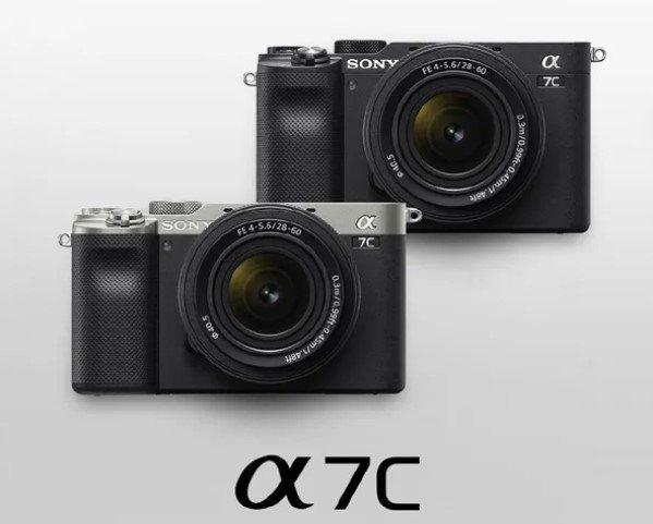 索尼a7c新相機:最小最輕全畫幅微單相機