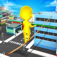 绳索行走3D
